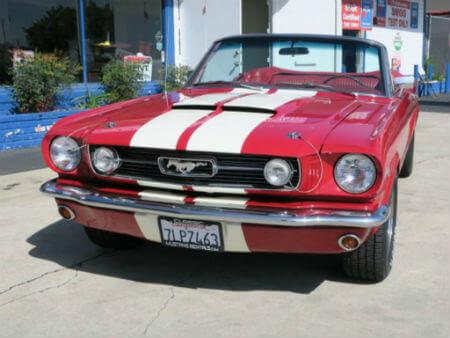 Classic Mustang Rentals Sightseeing Weddings Birthdays Special
